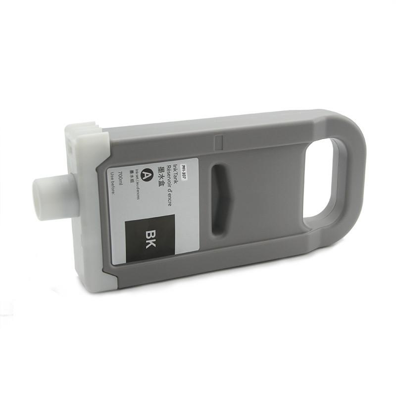 Картридж Ocbestjet PFI-710BK для Canon TX-2000/TX-3000/TX-4000, Black, 700 мл