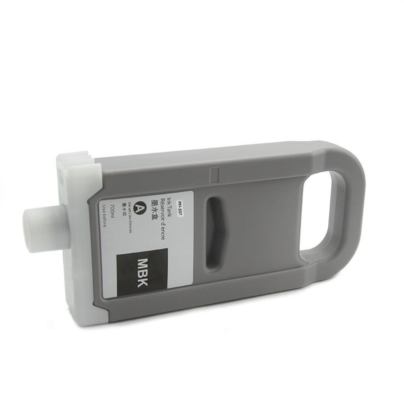 Картридж Ocbestjet PFI-710MBK для Canon TX-2000/TX-3000/TX-4000, Matte Black, 700 мл