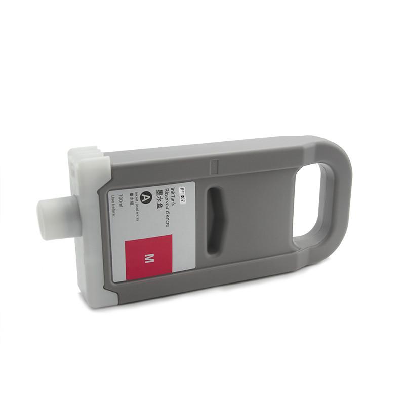 Картридж Ocbestjet PFI-710M для Canon TX-2000/TX-3000/TX-4000, Magenta, 700 мл