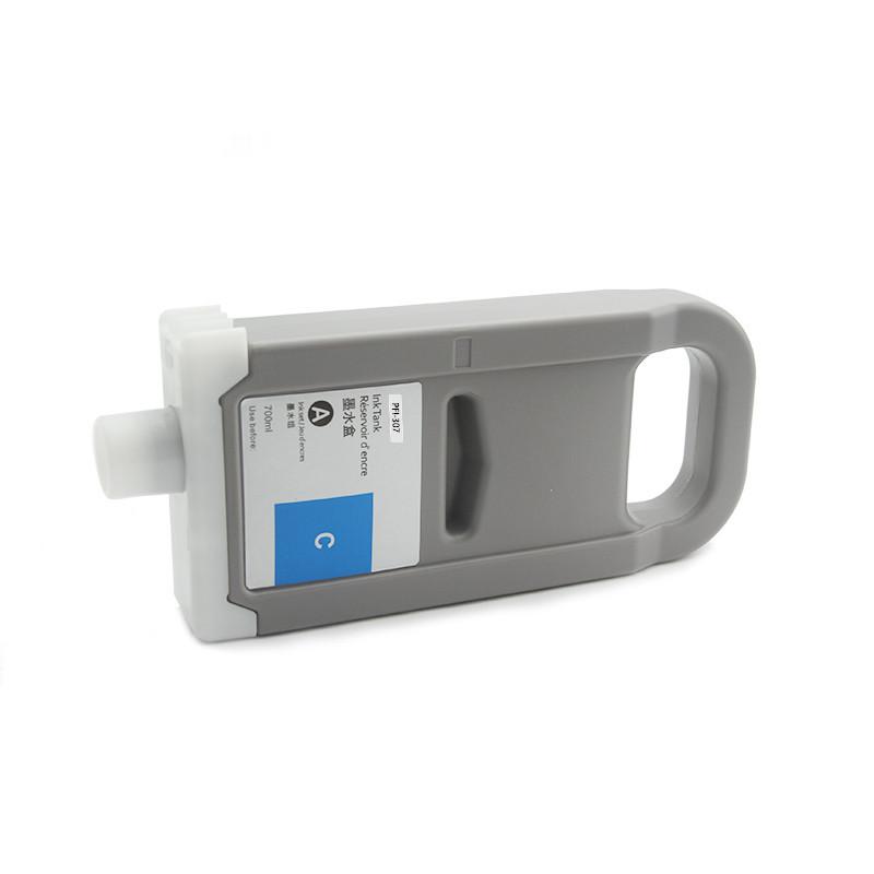 Картридж Ocbestjet PFI-710C для Canon TX-2000/TX-3000/TX-4000, Cyan, 700 мл