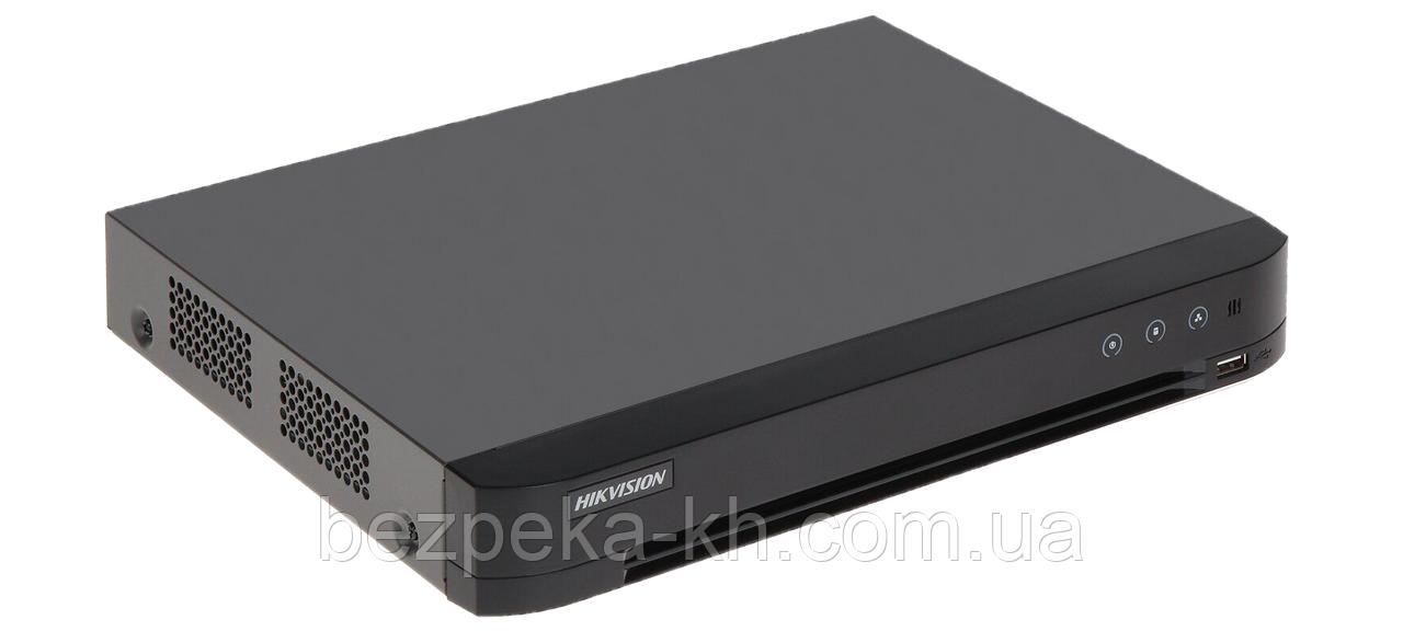 4-канальный Turbo HD видеорегистратор Hikvision DS-7204HQHI-K1(4 аудио)