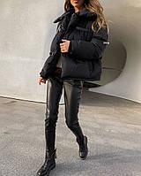 Женские утепленные брюки 27-289, фото 1