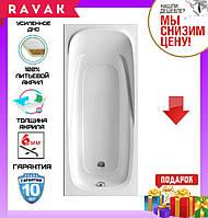 Прямоугольная ванна 150x70 см Ravak Vanda II CO11000000