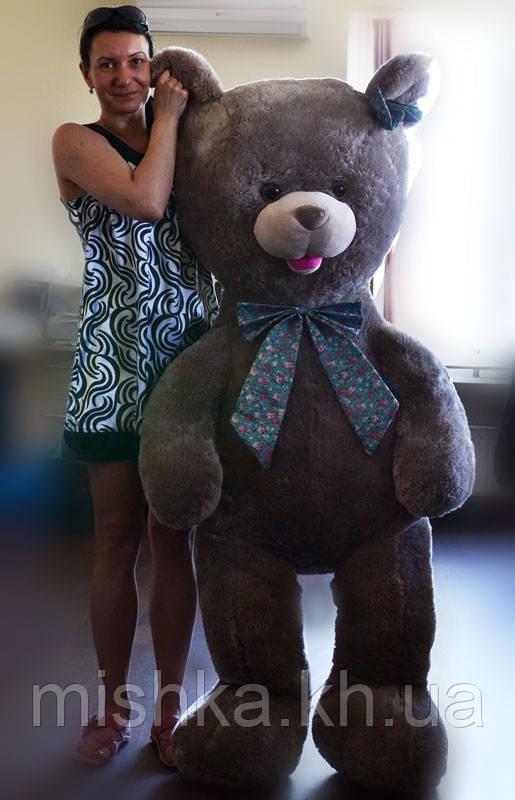 М'яка іграшка Ведмідь 100см №7225-100