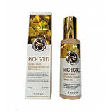 Enough Rich Gold Double Wear Radiance Foundation SPF50+ PA+++ 100 g - тональная основа с золотом #13, фото 3