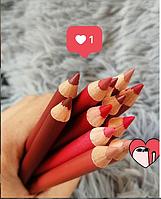 12  карандашей для губ, мягкие производства ОАЕ