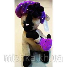 Мягкая игрушка озвученая Кошка Ира №56002-22