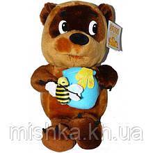Мягкая игрушка озвученая Медведь Винни Пух F6-1572-20