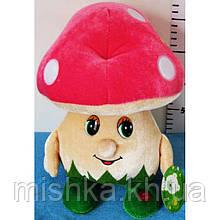 Мягкая игрушка озвученная Грибочек №11013