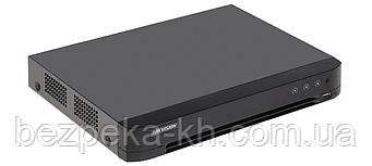 4-канальный Turbo HD видеорегистратор Hikvision DS-7204HQHI-K1/B