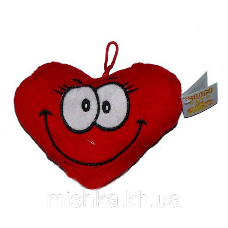 Мягкая игрушка Сердце A8-9633-3D