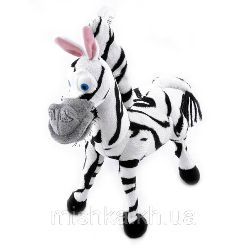 Мягкая игрушка серия Мадагаскар, зебра №22312