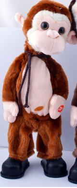 Механічна іграшка Мавпа