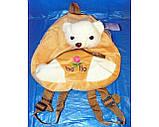 Мягкая игрушка- рюкзак Мишка, фото 2