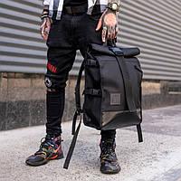 Роллтоп рюкзак мужской WLKR, фото 1