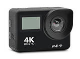 Экшн камера S8 - Full HD 4K Wi-Fi  с пультом ДУ, фото 2