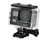 Экшн камера S8 - Full HD 4K Wi-Fi  с пультом ДУ, фото 4