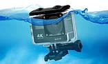 Экшн камера S8 - Full HD 4K Wi-Fi  с пультом ДУ, фото 7