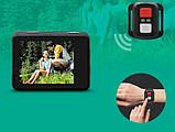 Экшн камера S8 - Full HD 4K Wi-Fi  с пультом ДУ, фото 8