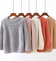 Женский свитер крупная вязка, фото 1