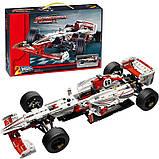 Конструктор JiSi bricks Technic 3366 Гоночный автомобиль Formula-1, фото 3
