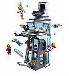 Конструктор DECOOL 7114 Эра Альтрона: Нападение на Башню Мстител, фото 3