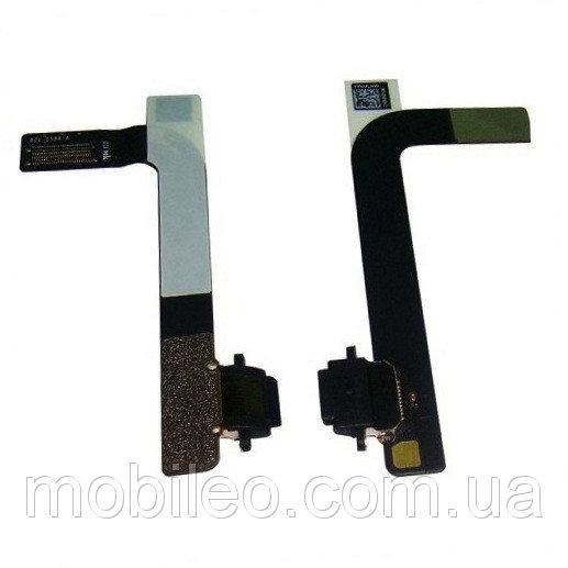 Шлейф для планшета iPad 4 с разъемом зарядки