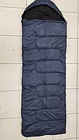 Зимний спальный мешок (спальник) водонепроницаемый VERUS Polar Blue -15°C - 20°C, НОВИНКА!