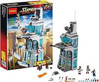 """Конструктор Decool 7114 """"Нападение на башню Мстителей"""" (Lego Super Heroes 76038), 511 дет"""