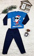 Детская пижама модный Санта