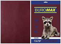 Бумага цветная А4 Buromax DARK 80гм2 коричневый 50л. (BM.2721450-25)