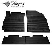Килимки гумові для GEELY Emgrand X7 13(кт-4 шт) (STINGRAY)