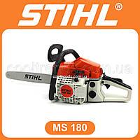 Бензопила STIHL MS 180 (шина 40 см, 1.5 кВт) Цепная пила Штиль MS 180