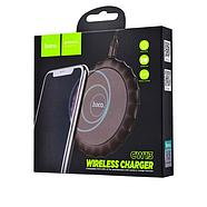 БЗУ Hoco CW13 Sensible wireless charger 2A Black, фото 2
