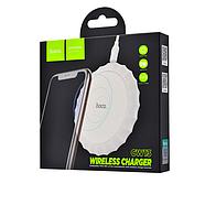 БЗУ Hoco CW13 Sensible wireless charger 2A White, фото 2