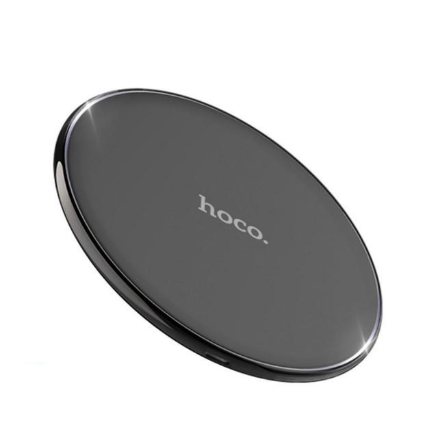БЗУ Hoco CW6 Homey wireless charger 1A Black