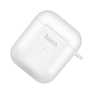 БЗУ Hoco CW22 Wireless charging case for AirPods White