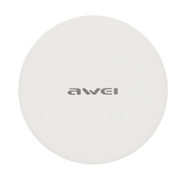 БЗУ Awei W5 QI Wireless Charger 1A White