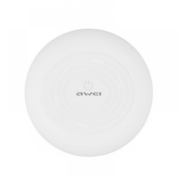 БЗУ Awei W7 QI Wireless Charger 2A White