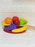 Набор фруктов маленький 7 элементов, фото 2