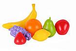 Набор фруктов маленький 7 элементов, фото 3