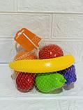 Набор фруктов маленький 7 элементов, фото 4