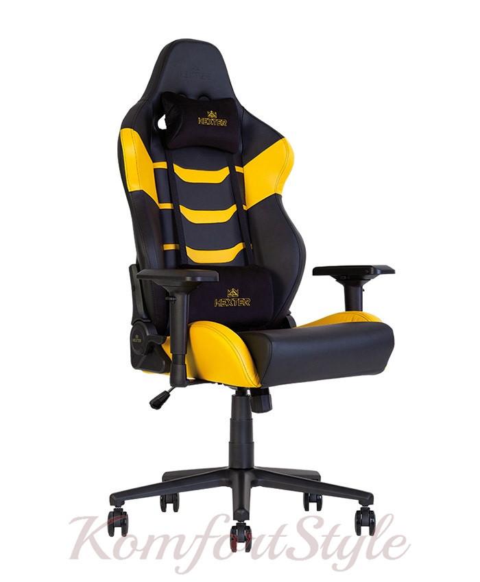 Геймерское кресло Hexter (Хекстер) RC R4D TILT MB70 02 YELLOW