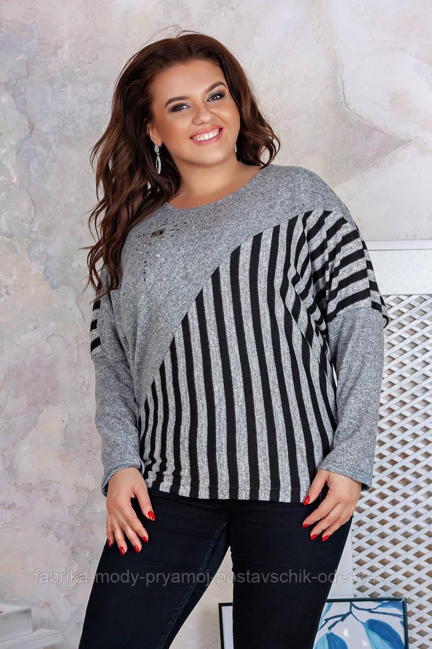 Женский свитер Василинка   размер 56-58 №3135