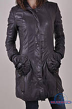 Куртка женская из кожзаменителя Red lure CP-12315 Размер:40