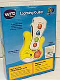 Музыкальная развивающая гитара, фото 3