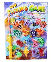 Рыбалка для детей большая 15 элементов