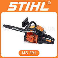 Бензопила STIHL MS 291 (шина 45 см, 4.2 кВт) Цепная пила Штиль MS 291
