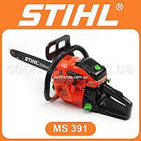 Бензопила STIHL MS 391 (шина 45 см, 4.2 кВт) Цепная пила Штиль MS 391