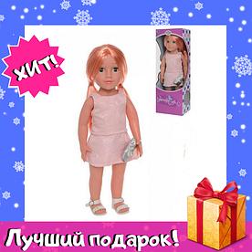 Интерактивная Кукла Ника UA M 3921 48см